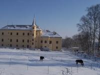 Alexanderhof - Winterambiente