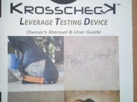 Kross Check- Leverage Testing Device